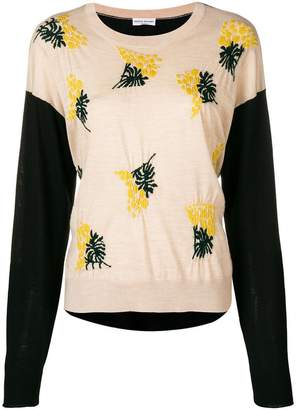 Sonia Rykiel embroidered jumper