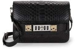 Proenza Schouler Classic Mini Leather Crossbody Bag
