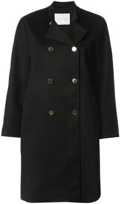 MACKINTOSH double buttoned coat
