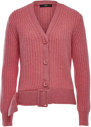 Steffen Schraut Cashmere Cardigan with Belt