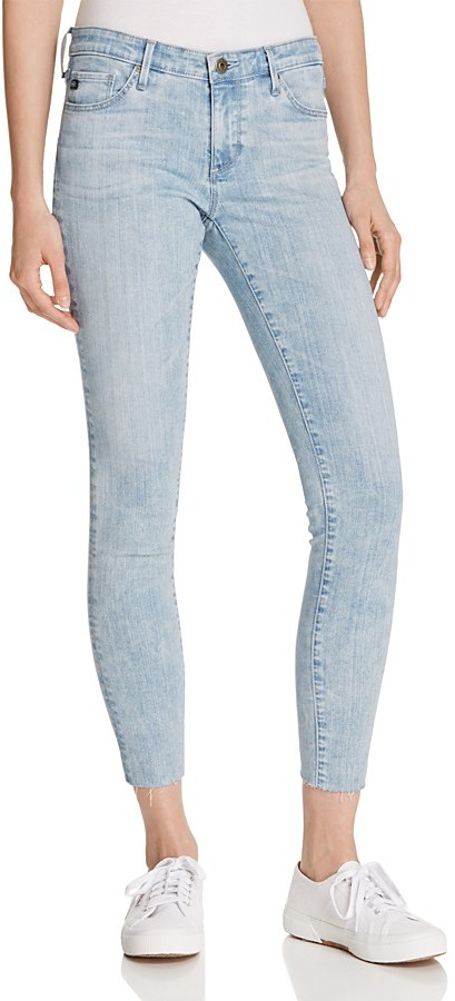 AG Jeans AG Legging Ankle Jeans in Pale Waters