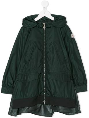 at Farfetch · Moncler oversized coat