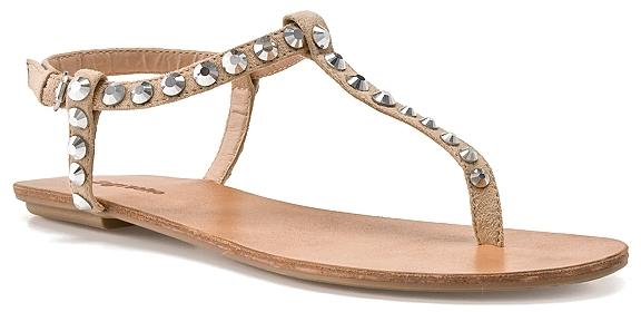 Zigi Soho Delight Sandal - Nude