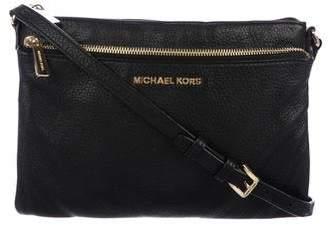 MICHAEL Michael Kors Grained Leather Crossbody Bag