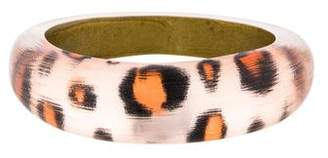 Alexis Bittar Tapered Lucite Bangle