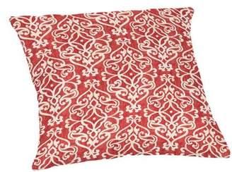 Bungalow Rose Hajar Lattice Outdoor Throw Pillow