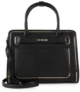 Love Moschino Structured Tote