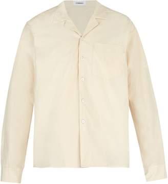 COMMAS Long-sleeve camp-collar shirt