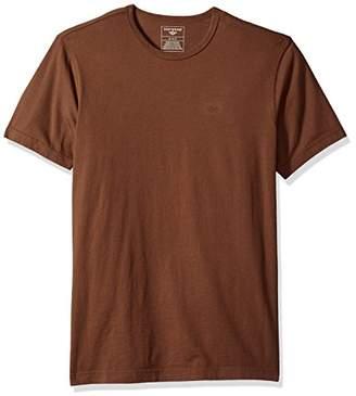 Dockers Short Sleeve Cotton Solid Jersey Tee