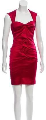 Nicole Miller Mini Bodycon Dress w/ Tags