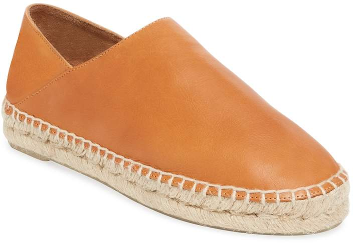 Vince Women's Rachel Leather Espadrille
