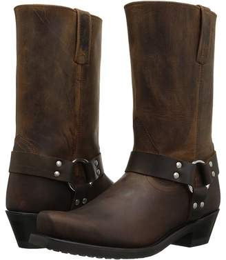 Old West Boots Harness Boot Women's Lace-up Boots