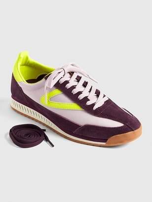 Gap   Tretorn® Rawlins Retro Lace-Up Sneakers
