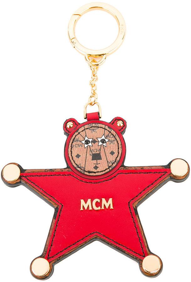 MCMMCM star keyring