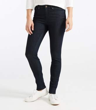 L.L. Bean L.L.Bean True Shape Lightweight Jeans, Skinny Favorite Fit