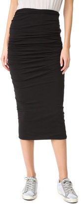 James Perse Tube Skirt $165 thestylecure.com