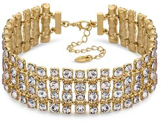 Lipsy Crystal Statement Necklace