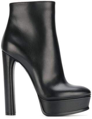 Casadei high heel ankle boots