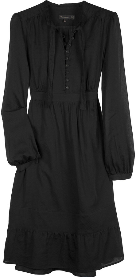 Mulberry Cotton tunic dress