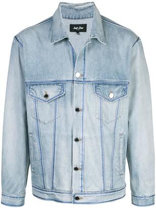 Just Don regular trucker jacket