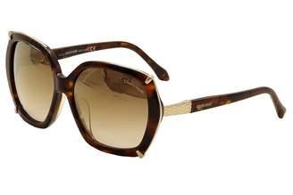 Roberto Cavalli Cavalli Sunglasses RC 993S-D Turais 52G Havana & Gold 59mm