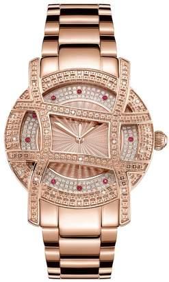 JBW Women's Olympia 10 Year Anniversary Diamond Bracelet Strap Watch, 37mm - 0.20 ctw