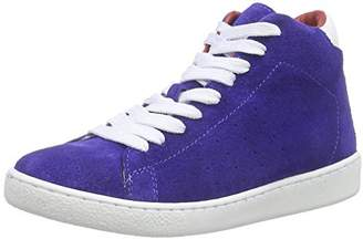 Hip Unisex Kids' H1833/162/0000/0000 Low-Top Sneakers Blue Size: