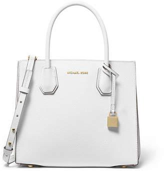 MICHAEL Michael Kors Mercer Medium Convertible Leather Accordion Tote Bag