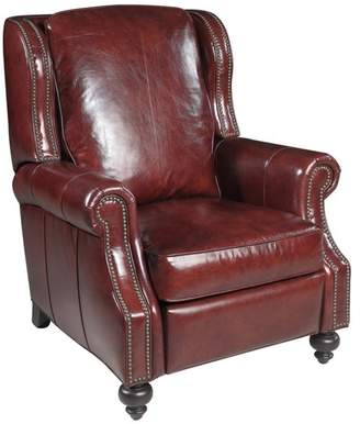 1st Avenue Stateroom Leather Recliner