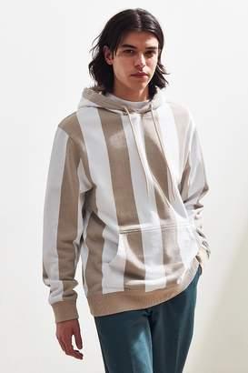 Urban Outfitters Awning Stripe Hoodie Sweatshirt