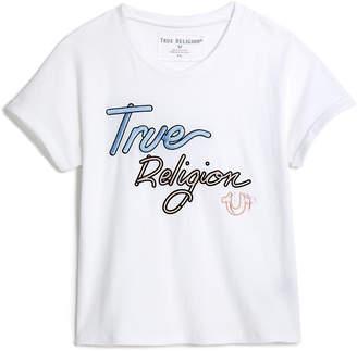 True Religion TWISTED TR TEE