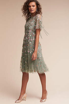 Anthropologie Bobbi Wedding Guest Dress $569 thestylecure.com