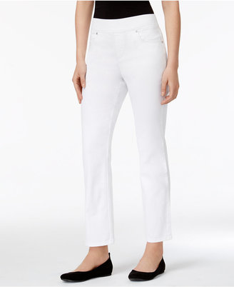 Style & Co Ankle Jeans, Only at Macy's $49 thestylecure.com