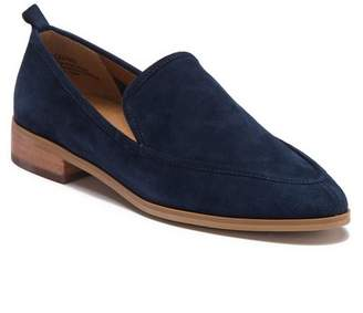 Susina Kellen Almond Toe Loafer - Wide Width Available (Women)