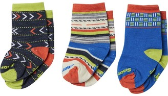 Smartwool Toddler Trio Sock - 3-Pack - Toddlers'