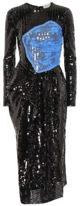 Preen by Thornton Bregazzi Stephanie sequinned dress