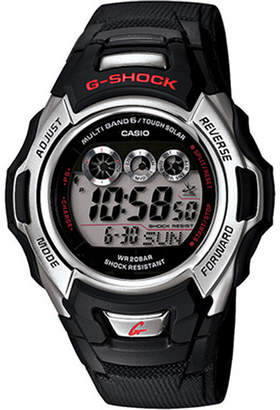 G-Shock G SHOCK Solar Atomic Mens Digital Sport Watch GWM500A-1