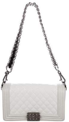 Chanel Paris-Bombay Medium Boy Bag