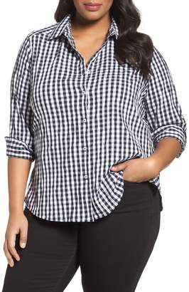 Foxcroft Gingham Shirt