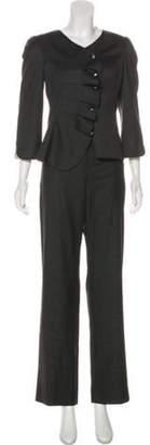 Armani Collezioni Wool Three-Piece Suit wool Wool Three-Piece Suit