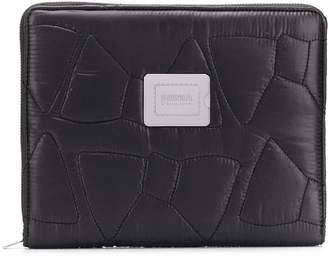 Sonia Rykiel Sonia By stitch detail tablet case