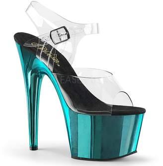 Pleaser USA Womens ADORE-708/C/TURCH Sandals