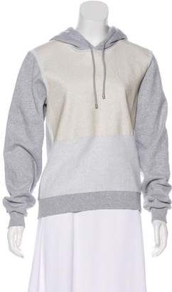 Balenciaga Hooded Terrycloth Sweatshirt