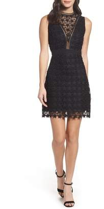 Women's Sam Edelman Star Lace Sheath Dress