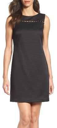 Women's Ellen Tracy Cutout Sheath Dress $108 thestylecure.com