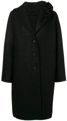 Ermanno Scervino buttoned single breasted coat