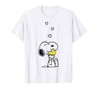Peanuts Valentine Hugs and Love T-shirt