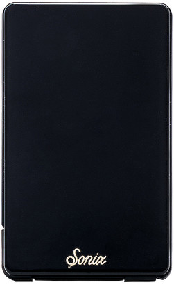 Sonix Jet Black Portable Charger