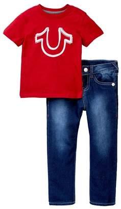 True Religion 2-Piece Pant Set (Baby Boys)