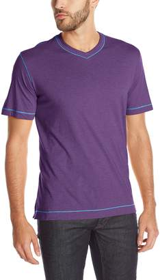 Robert Graham Men's Traveler Short Sleeve Knit Tshirt